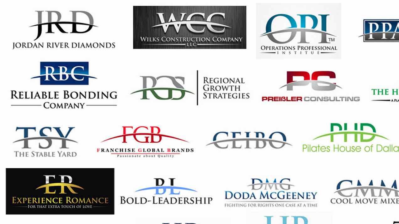 Screen Shot of Generic Logos webpage