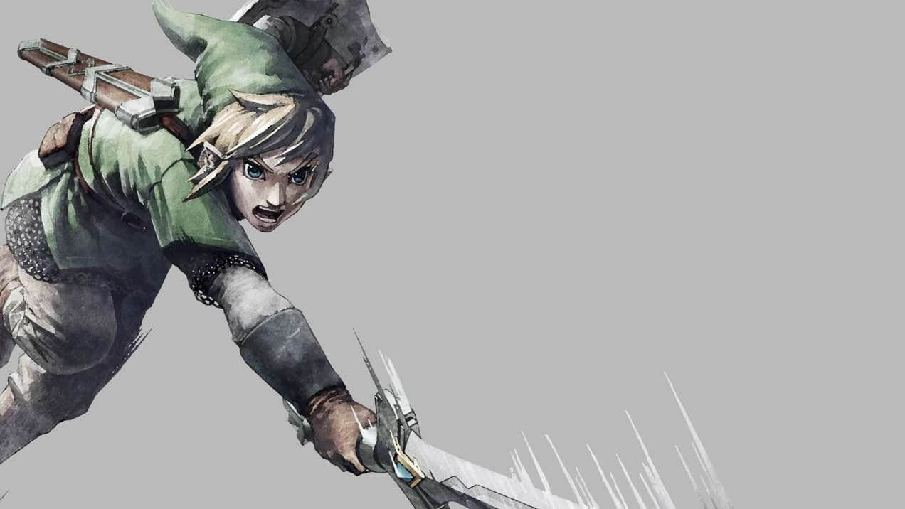 Link wallpaper preview