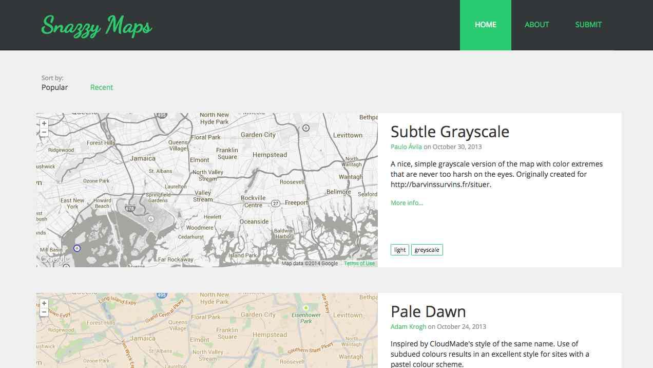 Create Your Own Custom Maps